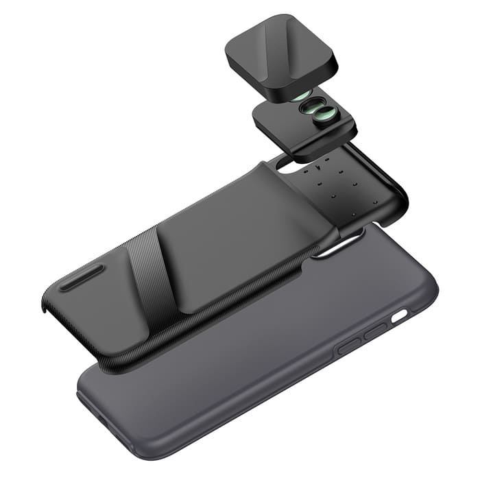4美國 Switch 6 六合一鏡頭 手機殼xr