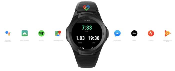 6TicWatch S2最強CP值 智能手錶