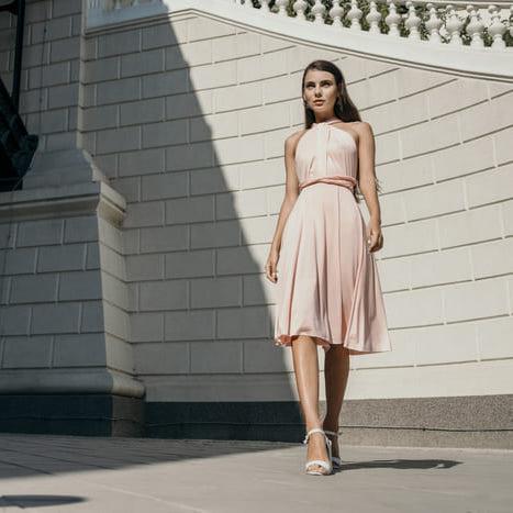 烏克蘭 Omnia Chéri 最優雅 百搭連身裙10 2