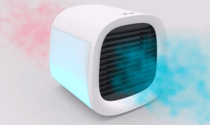 美國 evaCHILL 新一代小型冷氣機2