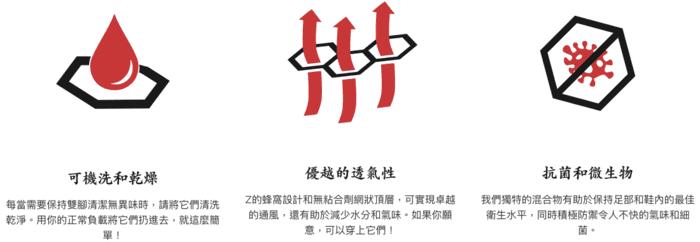 韓國 Z-liner 蜂巢減震鞋墊3