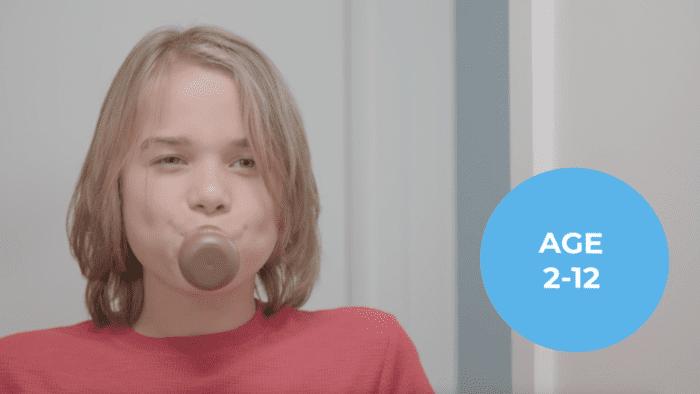 Babahu X1 全自動 兒童智能牙刷21