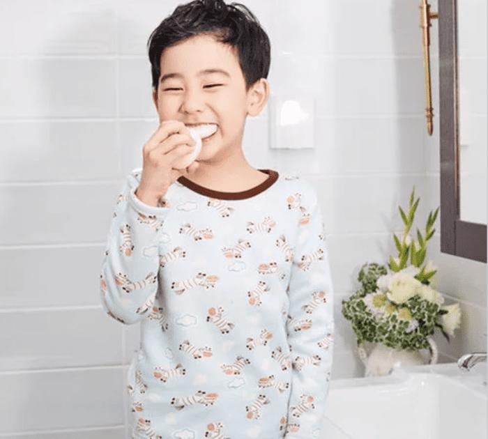 Babahu X1 全自動 兒童智能牙刷33