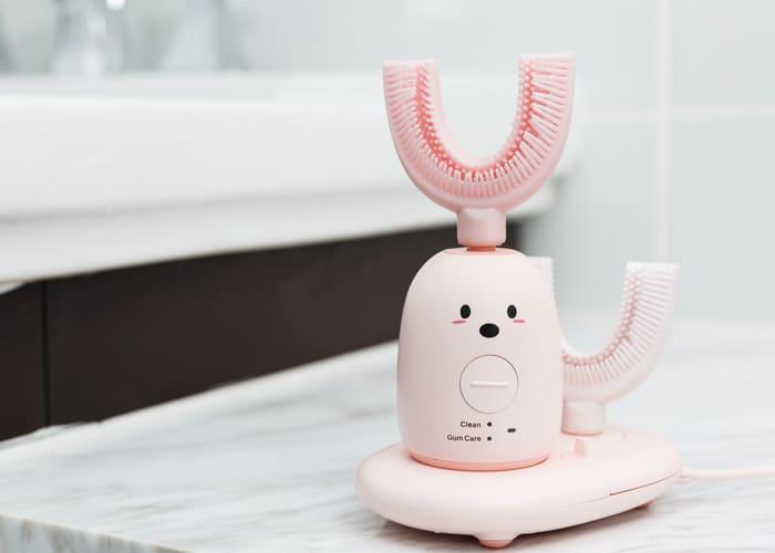 Babahu X1 全自動 兒童智能牙刷5