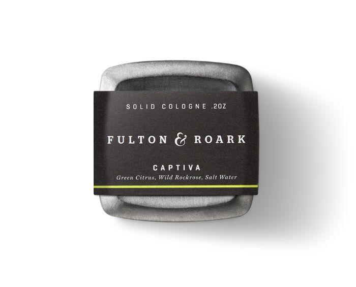 Copy of Captiva Solid Cologne