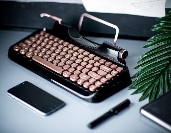 Rymek 復古藍牙 機械鍵盤30