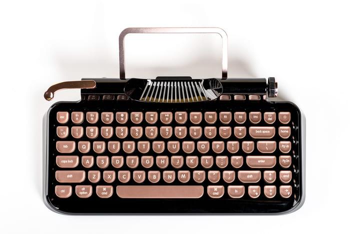 Rymek 復古藍牙 機械鍵盤39