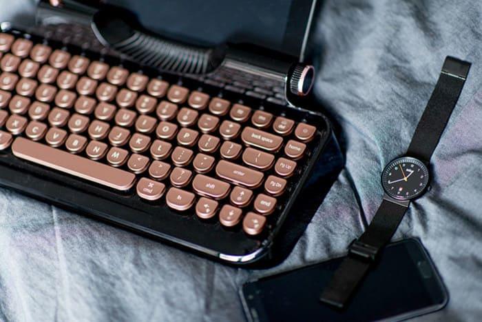 Rymek 復古藍牙 機械鍵盤70