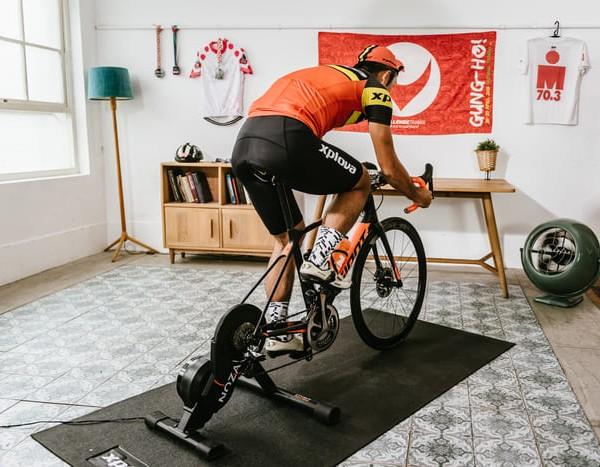 Xplova 室內單車 虛擬訓練台9
