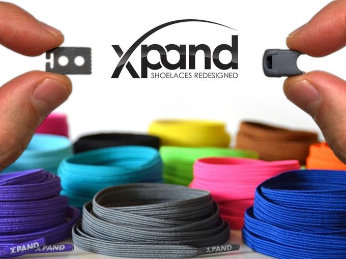 美國 Xpand|免綁鞋帶