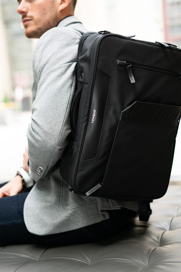 加拿大 Flypack 48小時 短途旅行專用 背包14