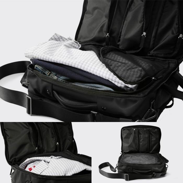 加拿大 Flypack 48小時 短途旅行專用 背包2