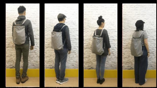 台灣 GOURD 緩急變化 帆布包6 2