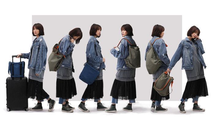 台灣 GOURD 緩急變化 帆布包_女