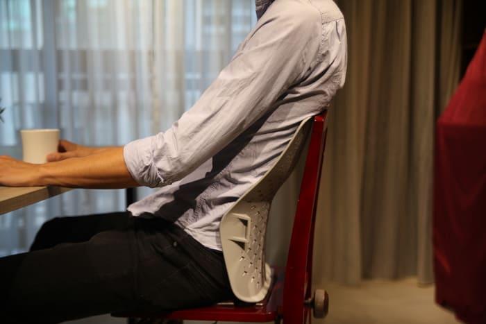 台灣 Ultraback 緩解背痛 按摩腰墊 25