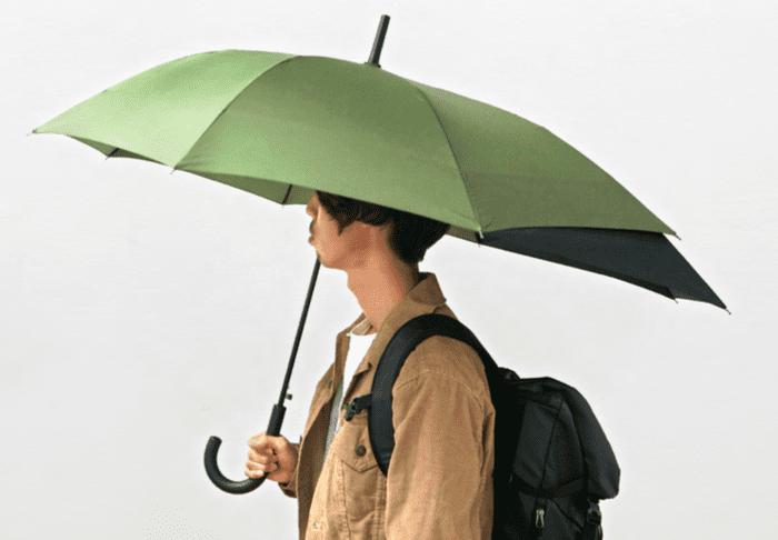 日本 WPC 情侶專用 特別加長版雨傘