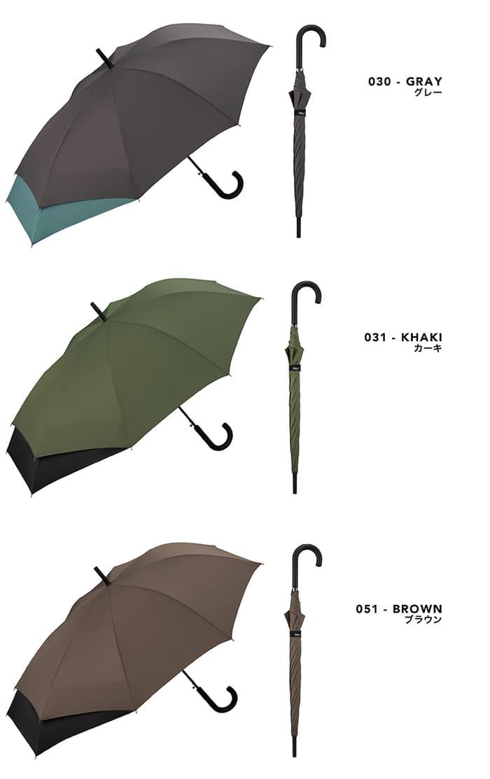 日本 WPC 情侶專用 特別加長版雨傘5