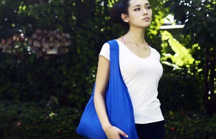 香港 Nanobag 2.0 最迷你 折疊環保袋12
