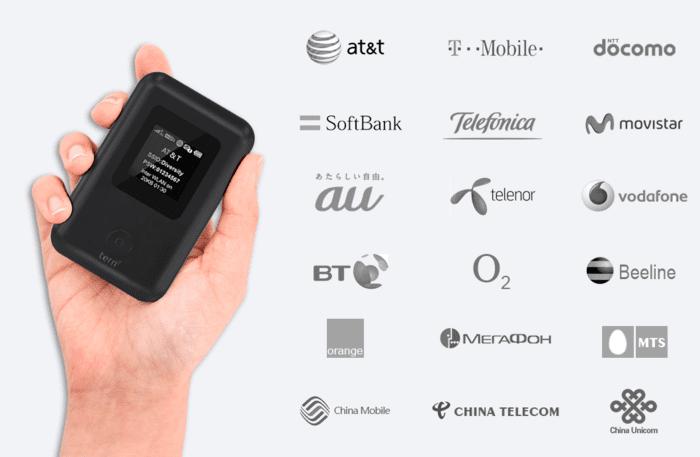 Tern 旅行必備 全球 4G數據連接 神器10