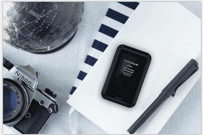 Tern 旅行必備 全球 4G數據連接 神器