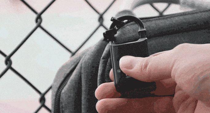 美國 Anylock 指紋辨識鎖4