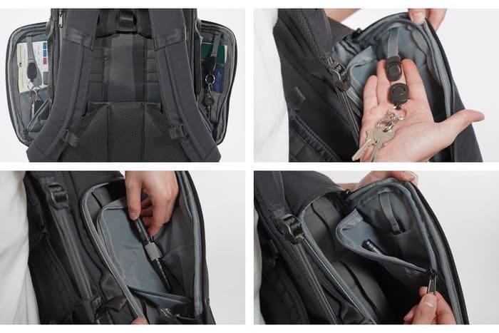 台灣 Comfortpack 緩衝減壓背包11