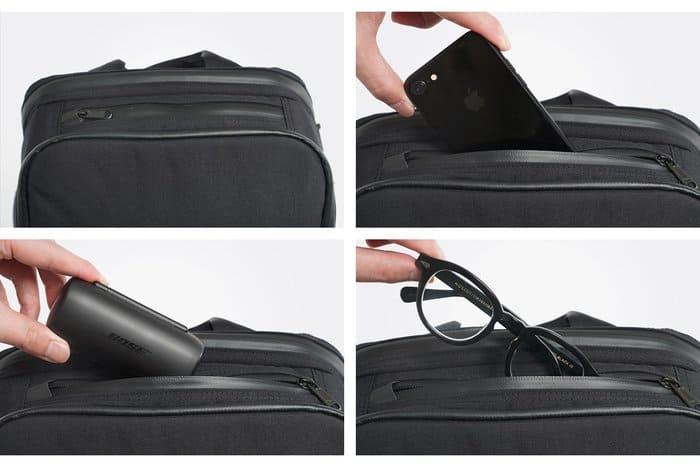 台灣 Comfortpack 緩衝減壓背包6