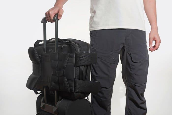 台灣 Comfortpack 緩衝減壓背包7