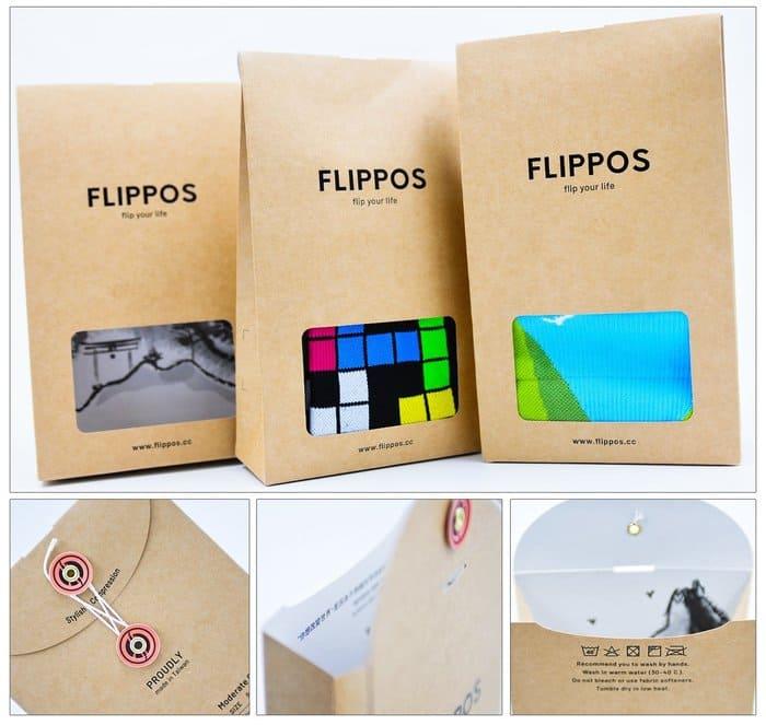 台灣 FLIPPOS 翻轉壓力襪1