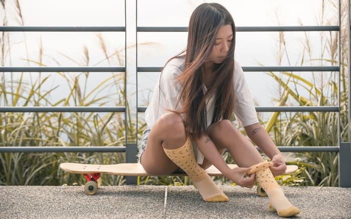 台灣 FLIPPOS 翻轉壓力襪ou-6