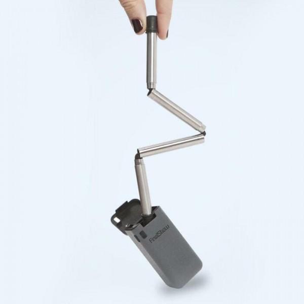 美國 FinalStraw2.0 不鏽鋼可摺式飲管1