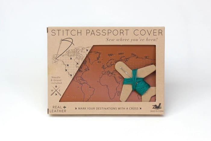 英國 STITCH 刺繡護照套3