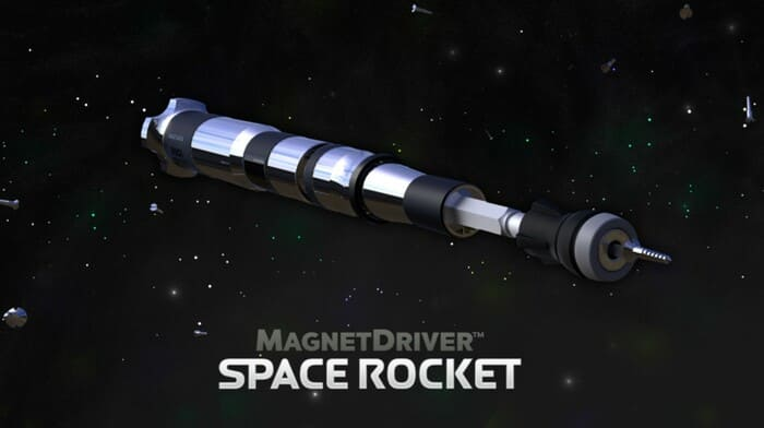 西班牙 MagnetDriver 太空 磁力螺絲批1