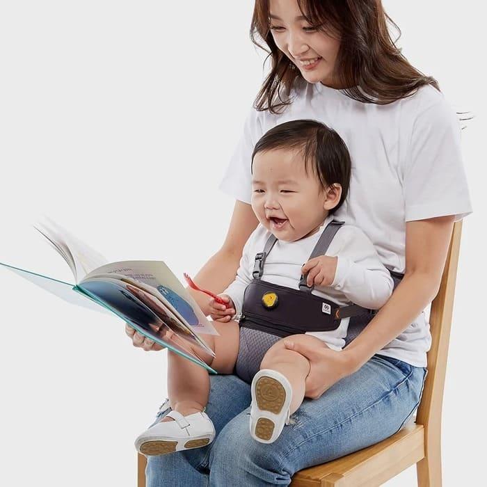 韓國 Hugpapa 兩用幼兒 座椅3