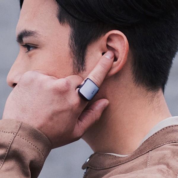 香港 全球首款 Orii 骨傳導戒指