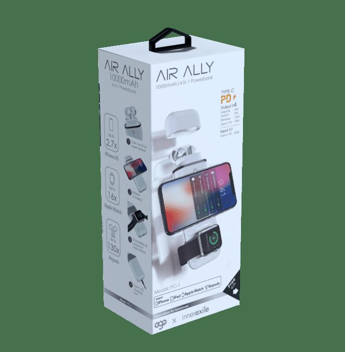 AirAlly 蘋果專用 4合1 行動電源47