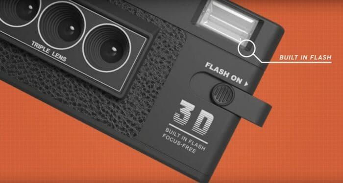 RETO3D 全球首部 3D菲林相機12