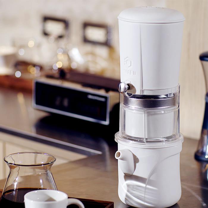 台灣 HOFFE II 冷熱兩用 咖啡機1