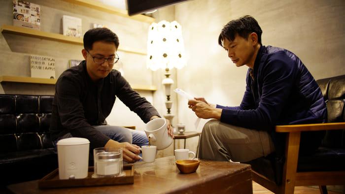 台灣 HOFFE II 冷熱兩用 咖啡機10