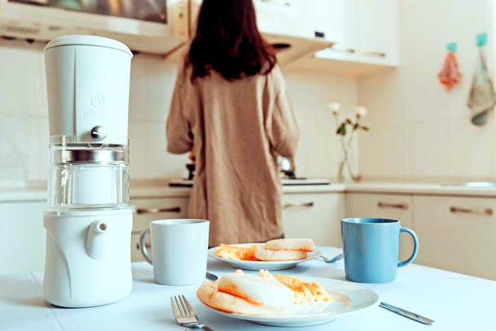 台灣 HOFFE II 冷熱兩用 咖啡機12