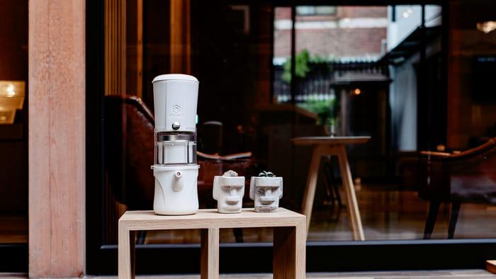 台灣 HOFFE II 冷熱兩用 咖啡機13