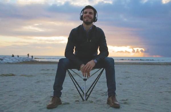意大利 Bip 史上最輕 折疊便攜椅18