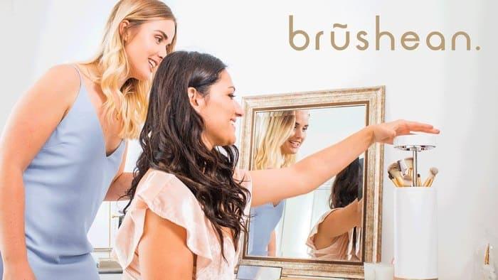 美國 Brushean 智能化妝掃 消毒機1