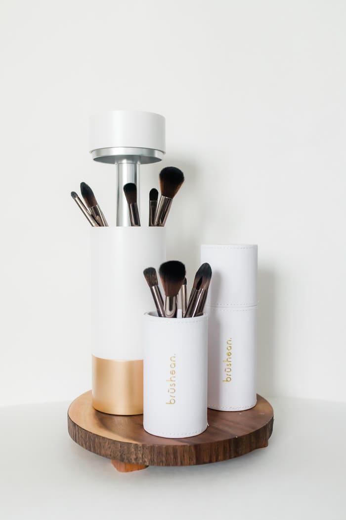 美國 Brushean 智能化妝掃 消毒機20