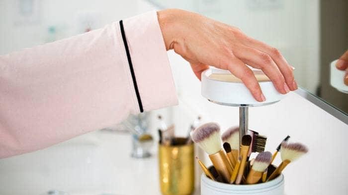 美國 Brushean 智能化妝掃 消毒機5