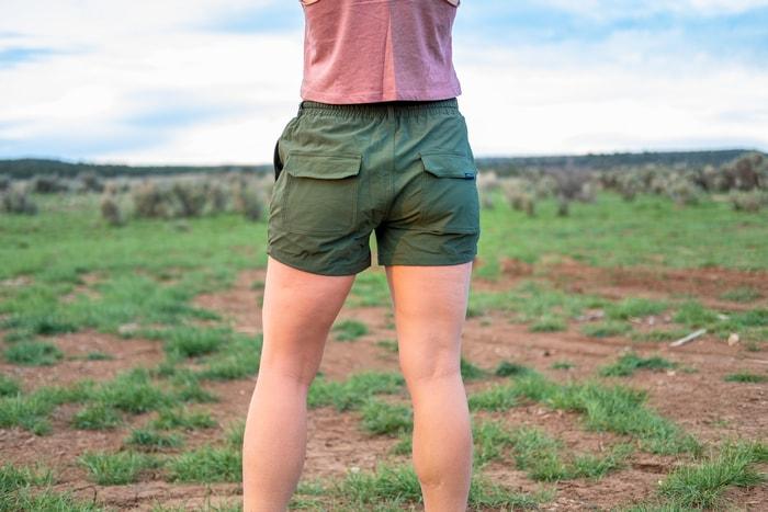 美國 Trailhead 行山專用 短褲42