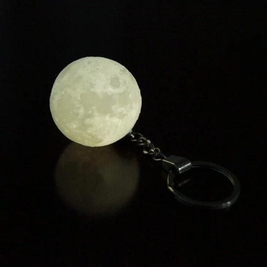 Coocepts 迷你LED 月球燈1