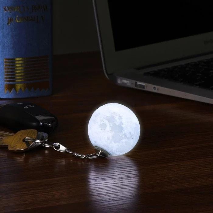Coocepts 迷你LED 月球燈3