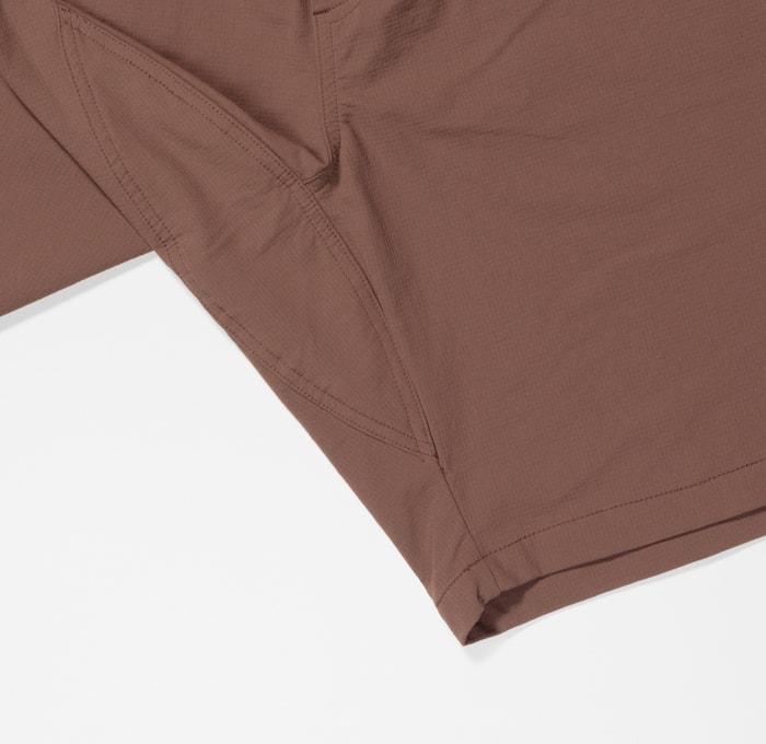 th_shorts_men_brown__gWRI7美國 Trailhead 行山專用 短褲