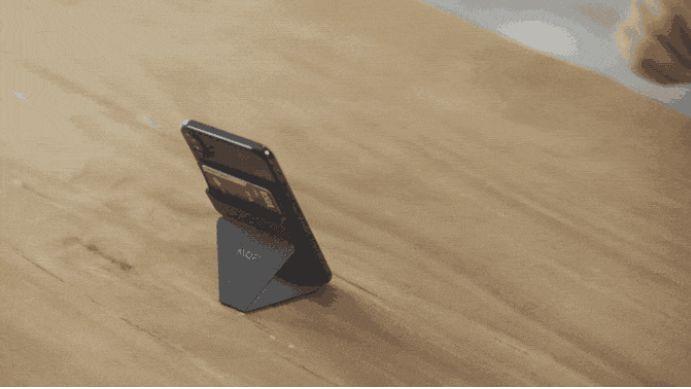 美國 MOFT X 3合1 隱形防掉電話:平板攜帶架1234123